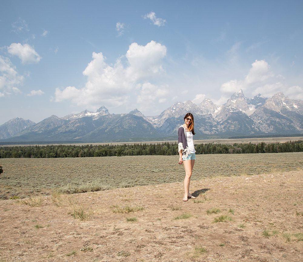 Adventure post: Jackson Hole, WY & Grand Teton National Park