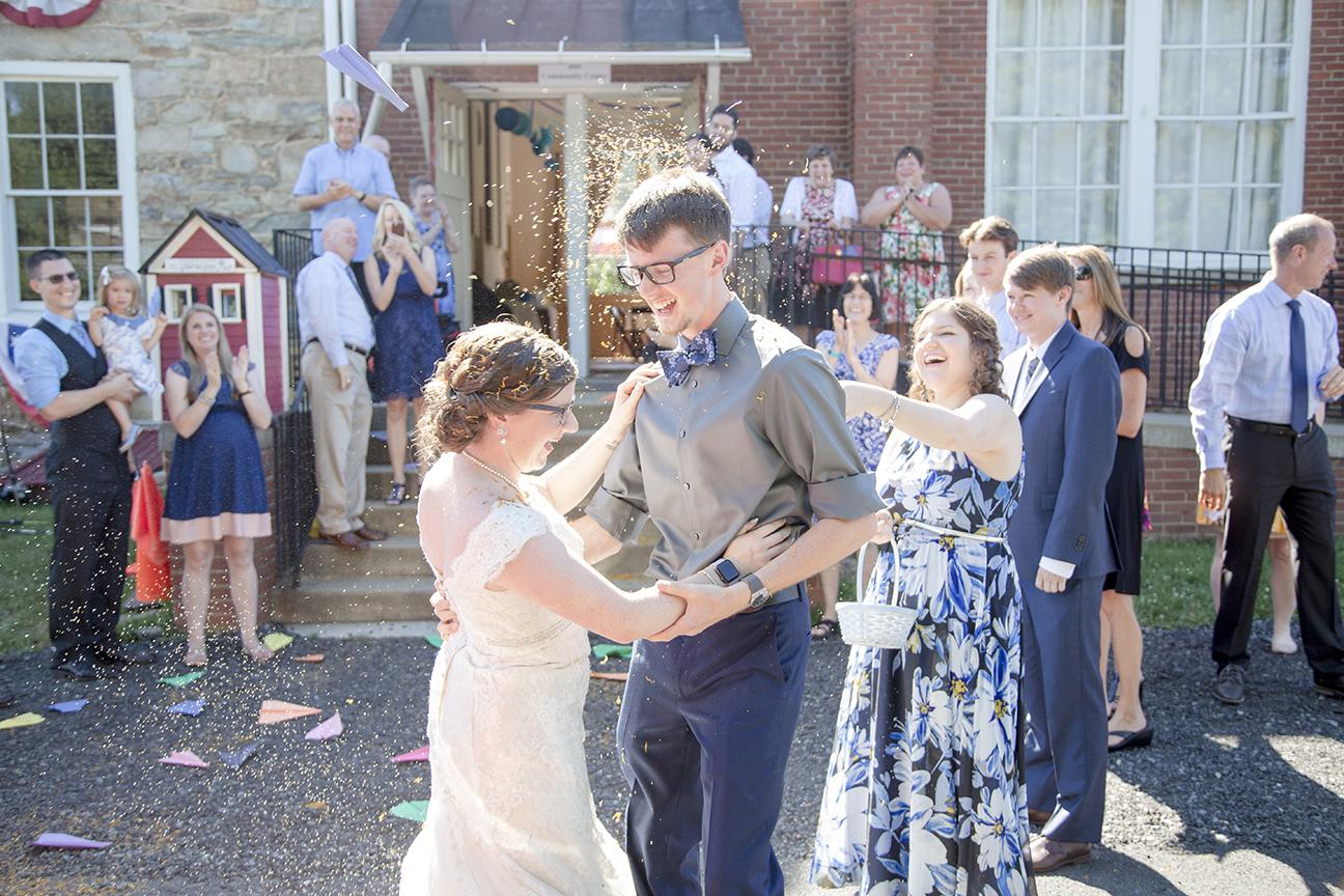 couple exits outshone school