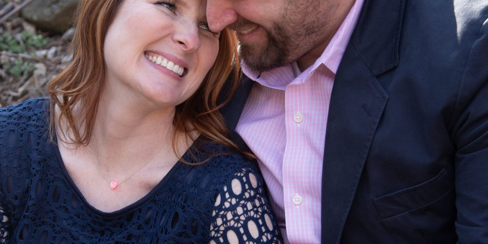 Loudoun County Engagement Session: Tisa & Jeb
