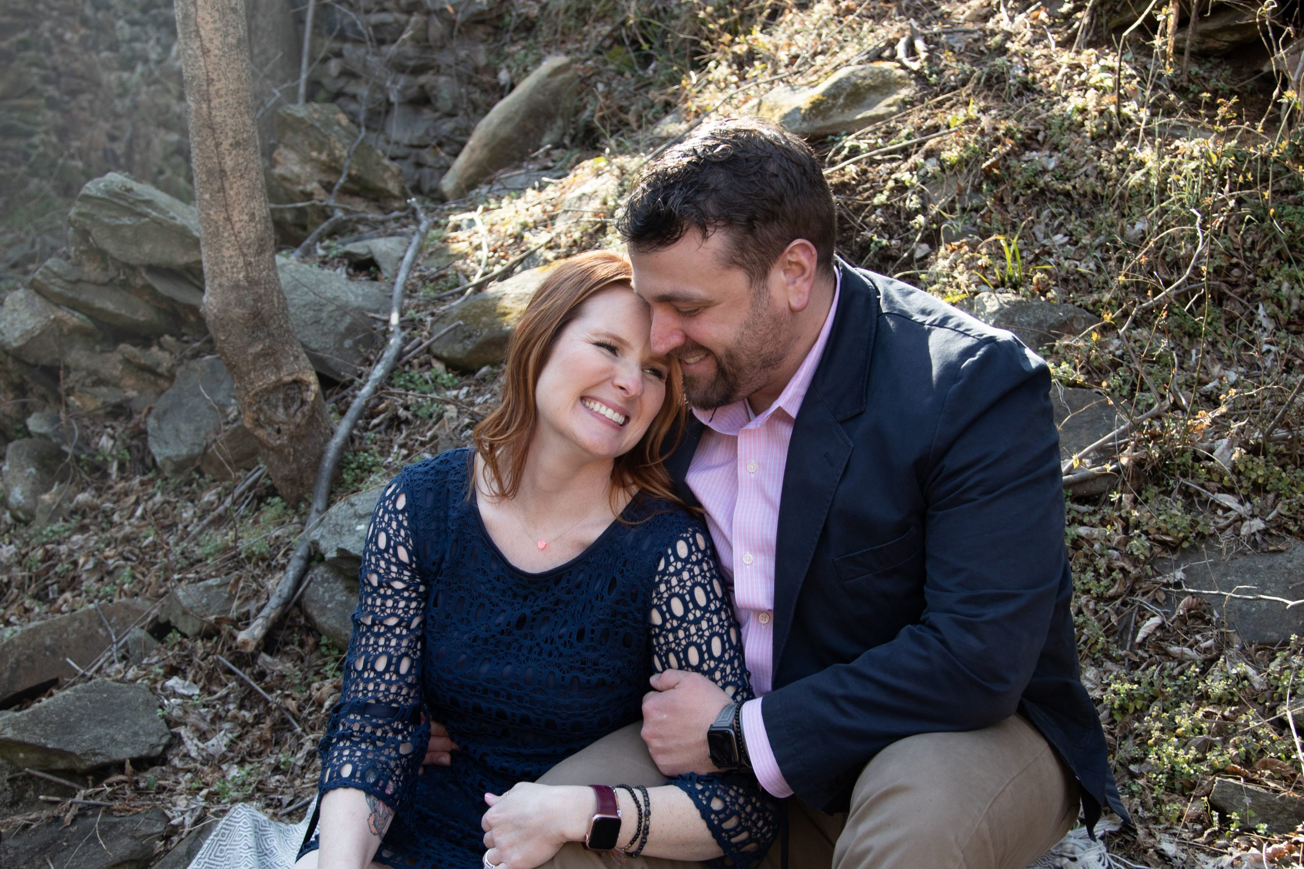 Loudoun County engagement session