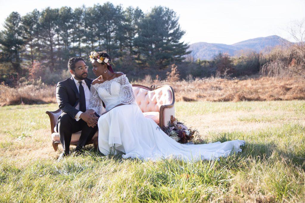 intimate weddings & elopement Washington VA