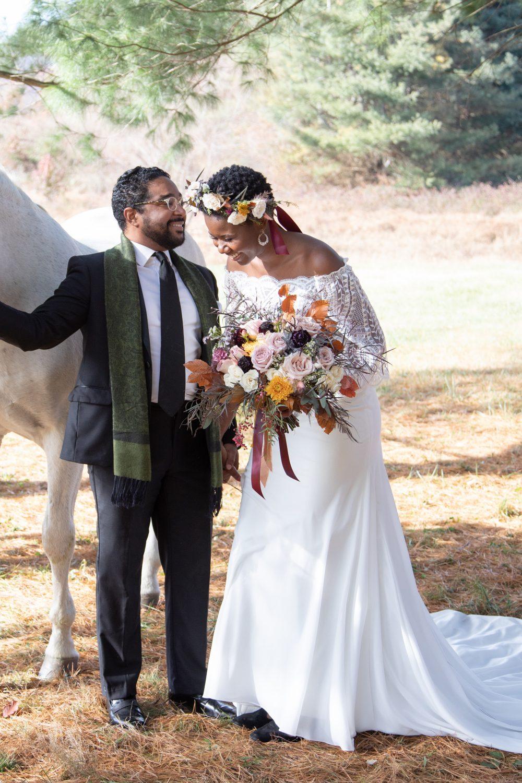 intimate weddings & elopements in Loudoun County VA