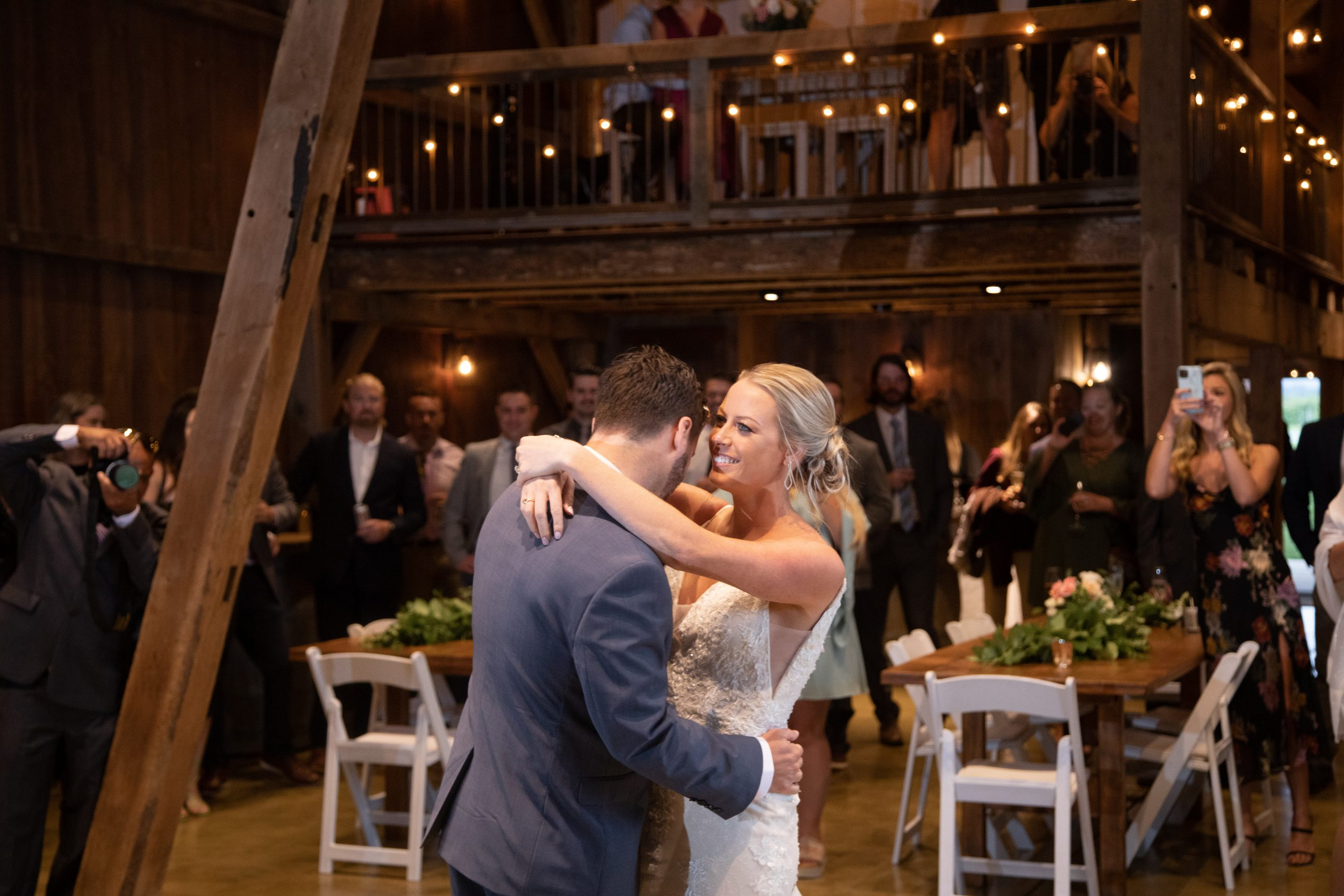 Kalero Vineyard wedding first dance photographs, Stephanie Leigh Photography & Design
