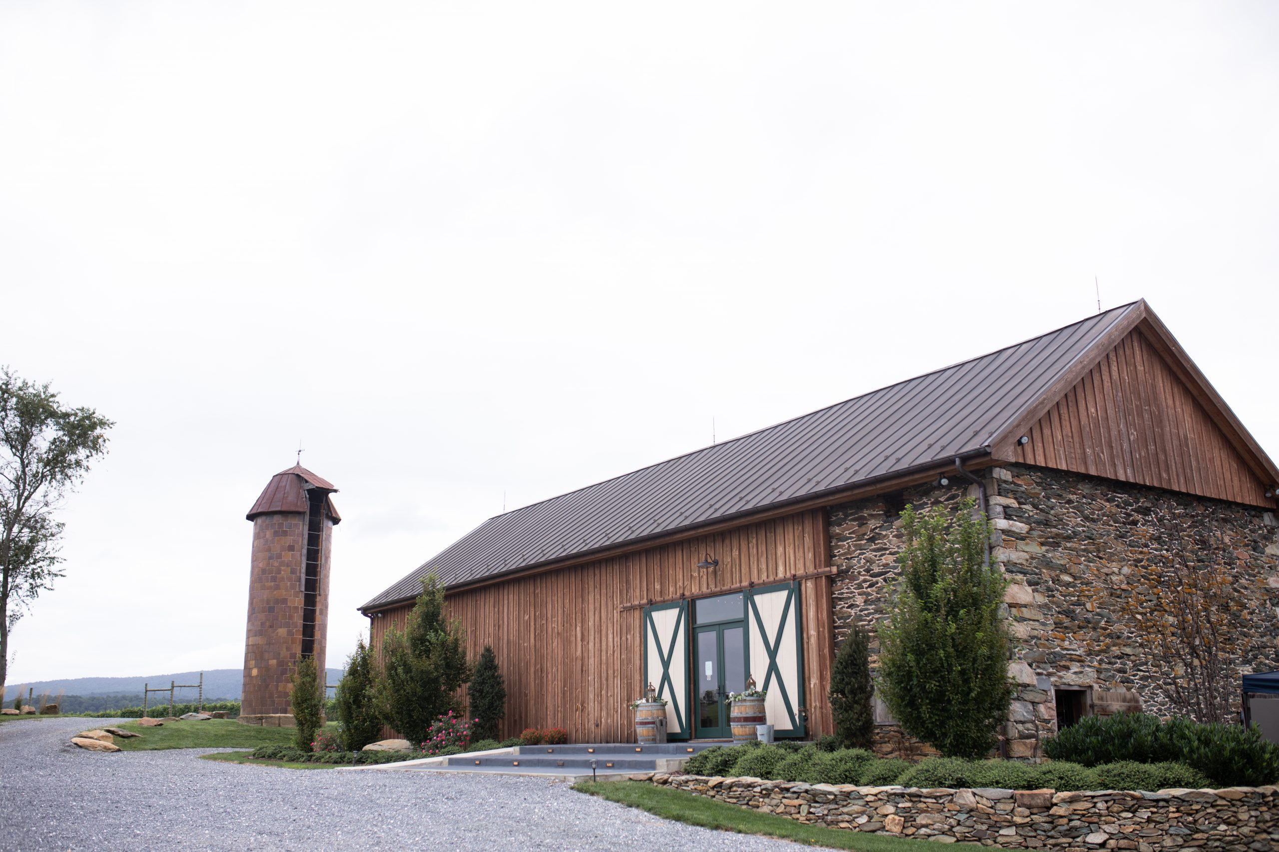 Kalero Vineyard Barn. Stephanie Leigh photography & Design